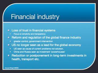 Long term impact of financial crisis.004