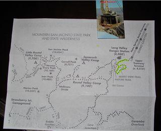 Mountain San Jacinto State Park