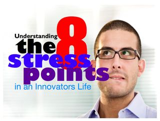 8 stress points graphic