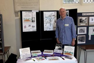 St Helens Church signing